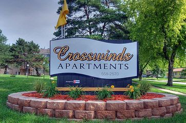 Photo of crosswinds