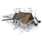 B.C. Allmon Quality Custom Homes Logo