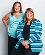 Photo of Linda and Lisa McGuire