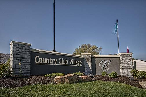 Country Club Village Apts Townhomes