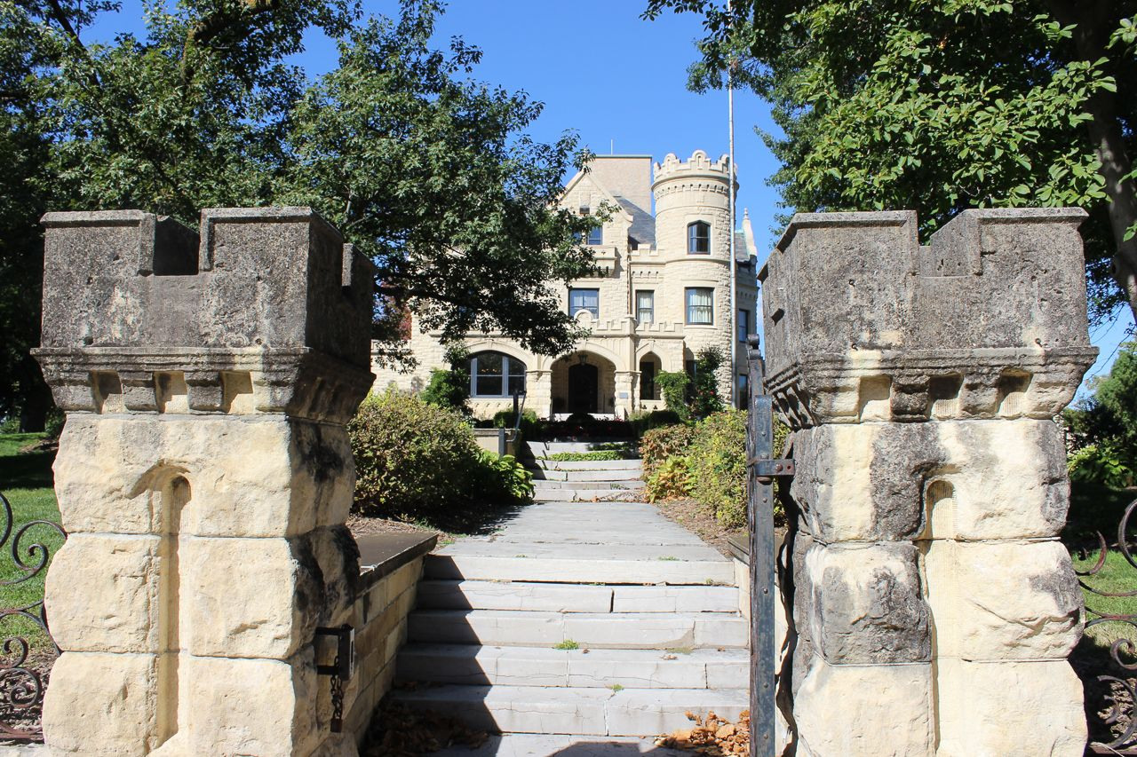 Joslyn Castle Real Estate