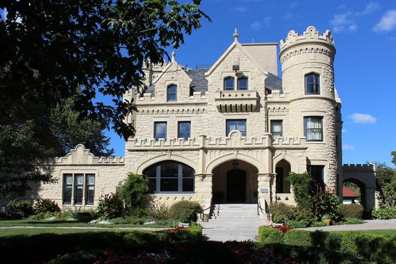 Joslyn Castle Homes for Sale