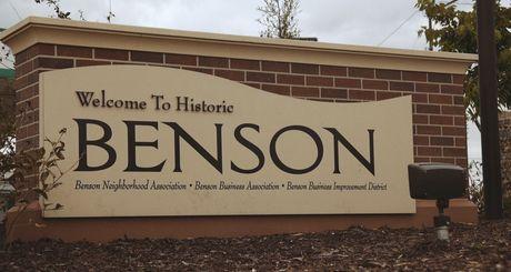 North Benson