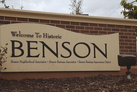 Photo of North Benson