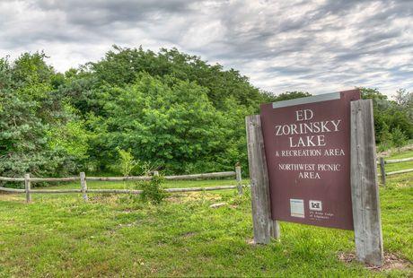 Photo of Lake Zorinsky