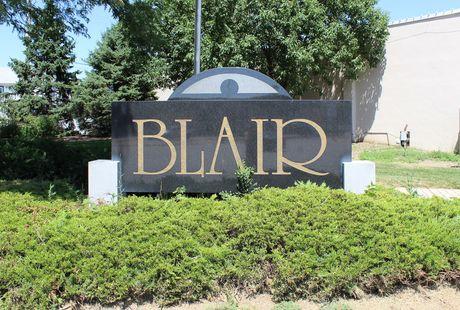 Photo of Blair