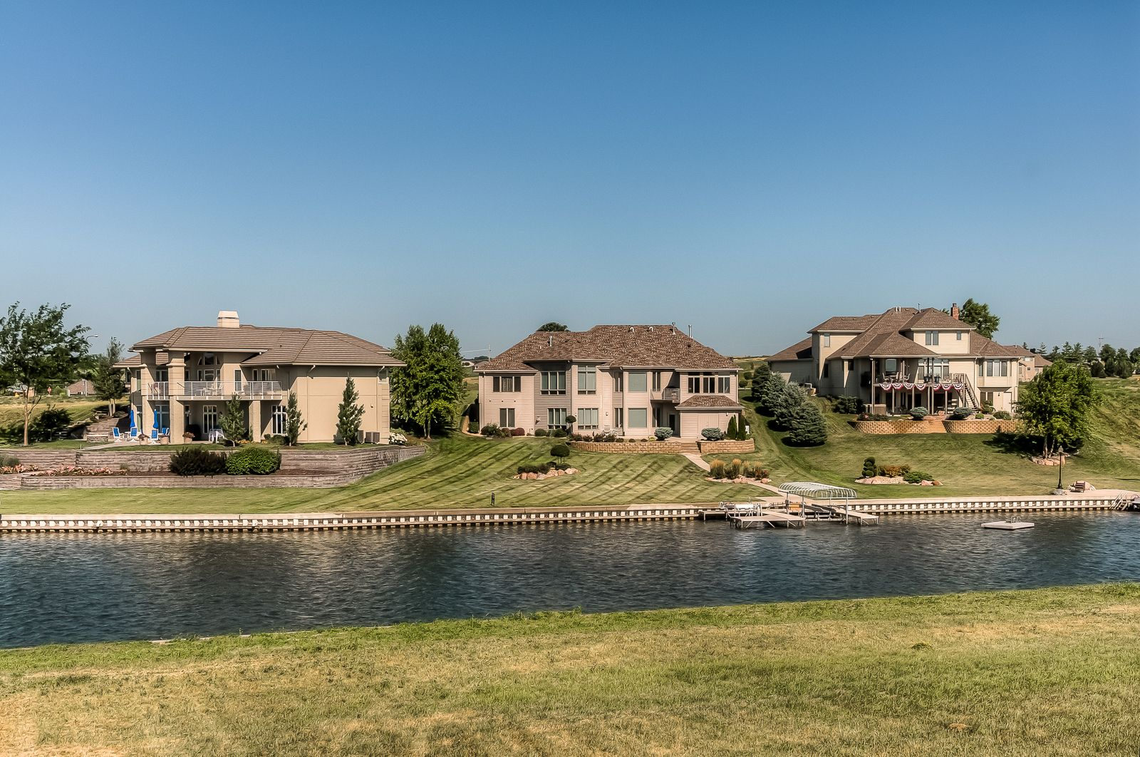 Bennington Lake Homes