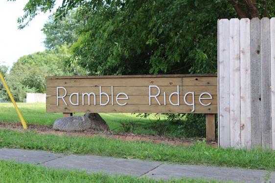 Ramble Ridge Real Estate
