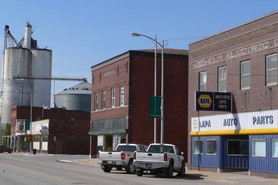 Ames / North Bend / Morse Bluff