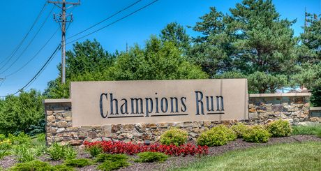 Champions Run/Eagle Run West