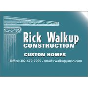 Rick Walkup Construction Logo