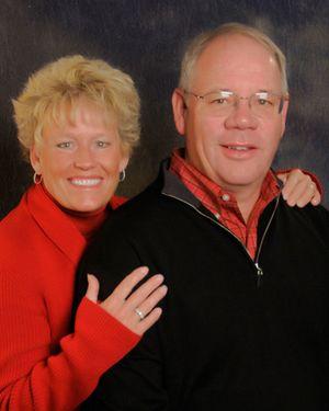 Debbie & Bob Jensen