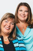 Linda and Lisa McGuire's Photo