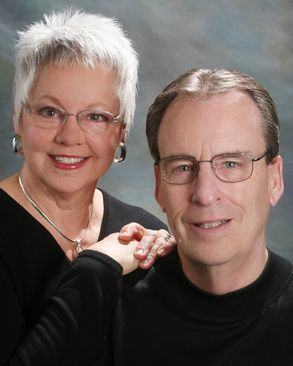 Photo of Dave and Jan Faulkner